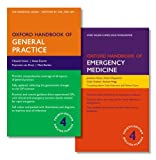 img - for Oxford Handbook of General Practice 4e and Oxford Handbook of Emergency Medicine 4e (Oxford Medical Handbooks) book / textbook / text book