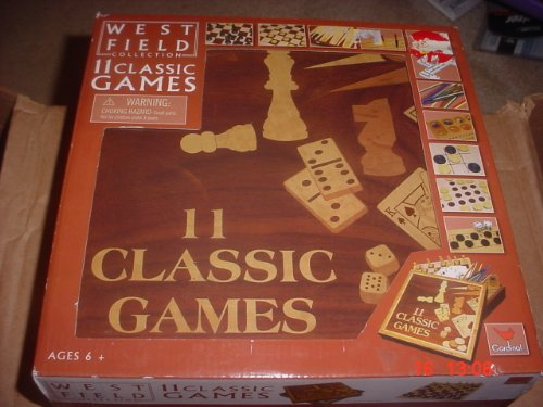 West Field Collection 11 Classic Games