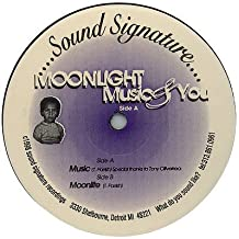 Theo Parrish - Moonlight Music & You - Sound Signature - SS 002