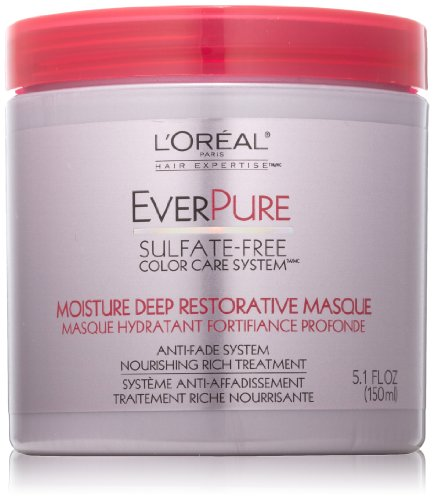L'Oreal Paris EverPure Sulfate-Free Color Care...