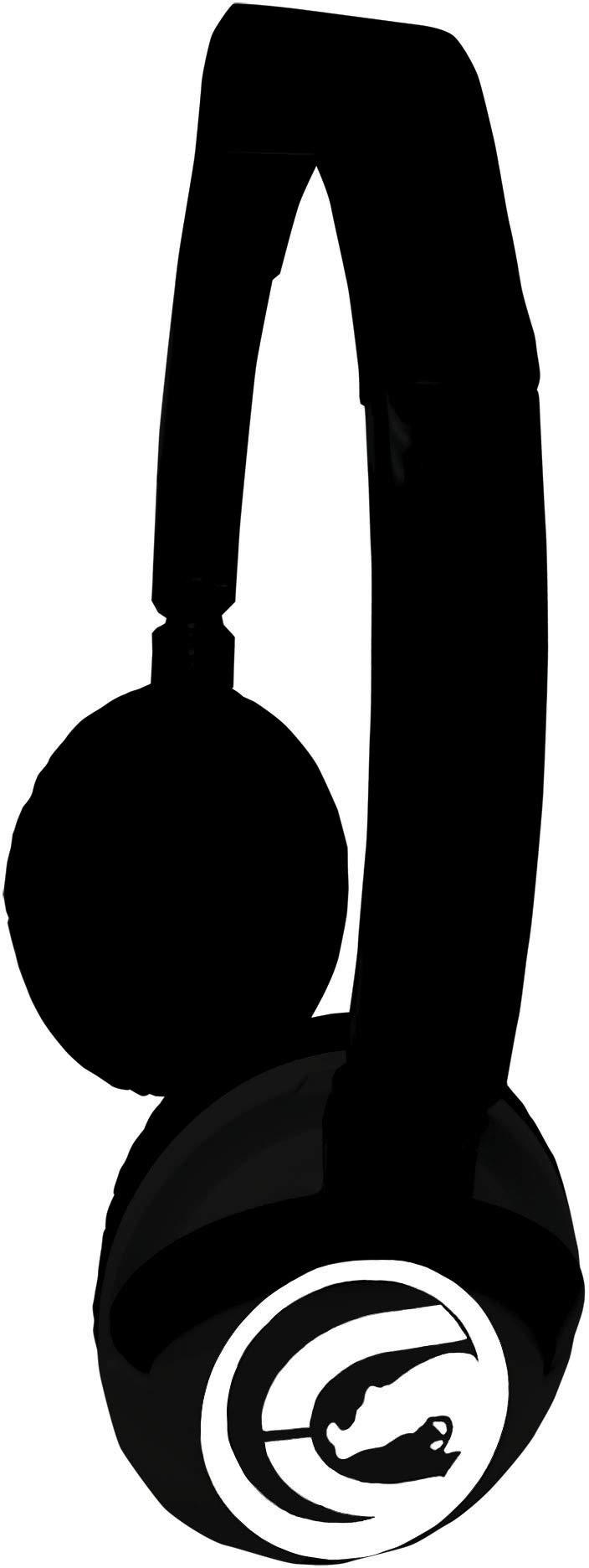 Auriculares Marc Ecko Unltd EKU-PLS-BK Pulse Over-the-Ear (Negro)