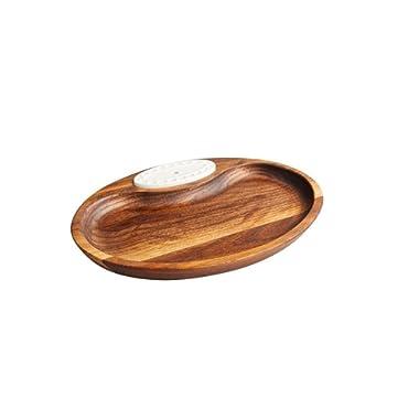 Nora Fleming Walnut Tidbit Dish N4