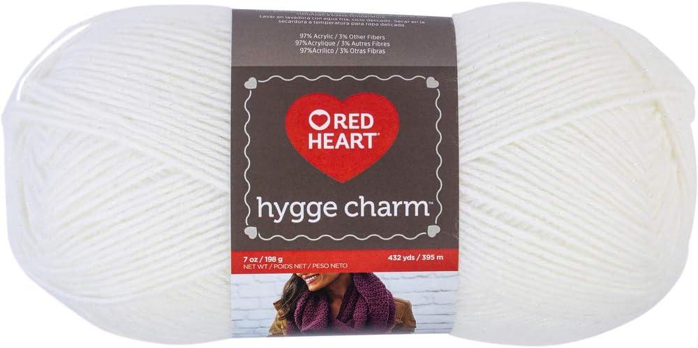 Red Heart E882.6319 Hygge Charm Yarn Comet