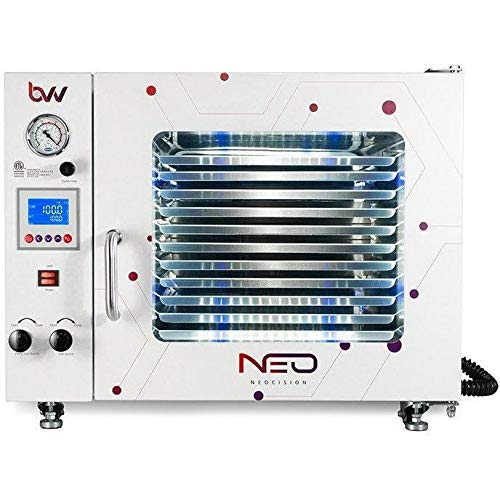 BVV 1.9CF Neocision Lab Certified Vacuum Oven by BEST VALUE VACS