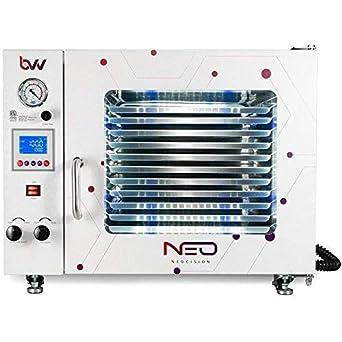 BVV 1.9CF Neocision Lab horno al vacío certificado: Amazon.es ...