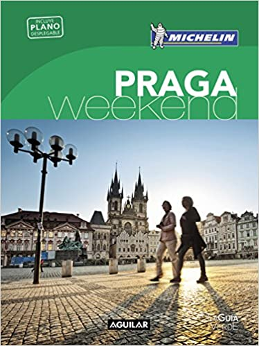 Praga (La Guía verde Weekend): Amazon.es: Michelin: Libros