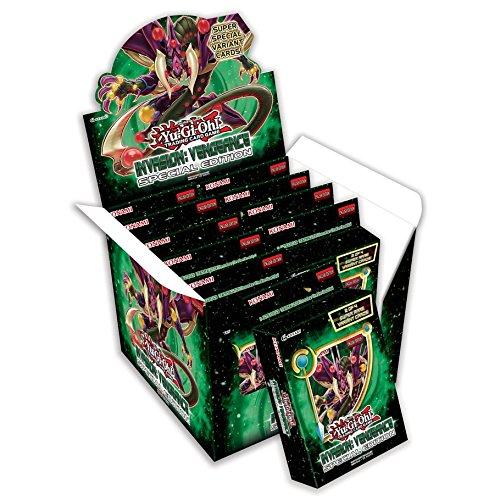 Yu-Gi-Oh Invasion Vengeance Special Edition Display Box (10 Mini-Box)