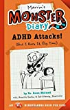 Marvin's Monster Diary: ADHD Attacks! (But I Rock It, Big Time): An ST4 Mindfulness Book for Kids