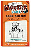 Marvin's Monster Diary: ADHD Attacks! (And I Win, Big Time) (St4 Mindfulness Book for Kids)