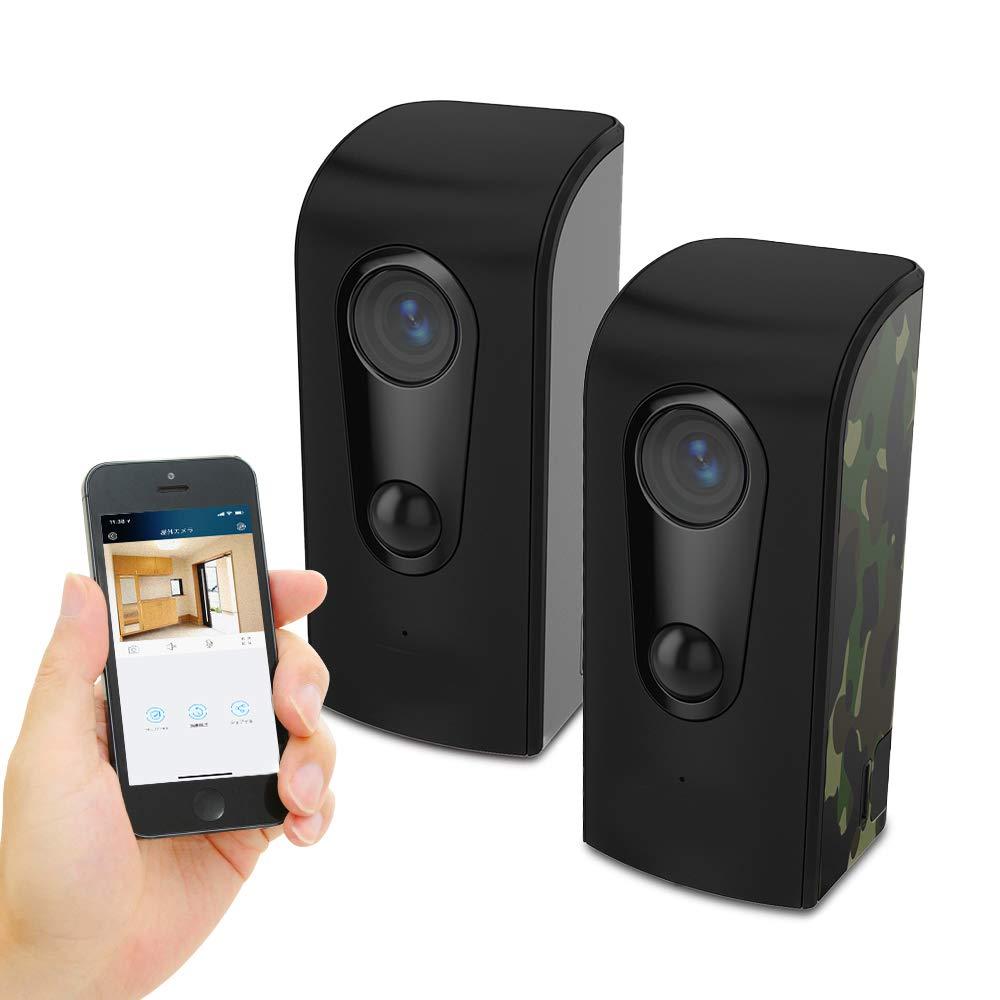 (スリー) ワイヤレス SREE 防犯カメラ 監視カメラ トレイルカメラ スマートカメラ 屋外 監視カメラ ワイヤレス 動体検知 完全配線不要 スマホ操作 バッテリー駆動 MicroSDカード保存 wifi接続 人感センサー 動体検知 通知機能 暗視機能 720P (屋外ブラック:SCC120AB) 屋外ブラック:SCC120AB B07DQSXK6N, Cyberplugs:4ad7186d --- krianta.ru