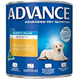 Advance Puppy Chicken and Rice Dog Wet Food, 700 g