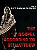 The Gospel According to Saint Matthew (English Subtitled)