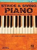 Stride & Swing Piano [With CD] (Hal Leonard Keyboard Style)