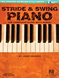 Stride & Swing Piano: Hal Leonard Keyboard Style Series