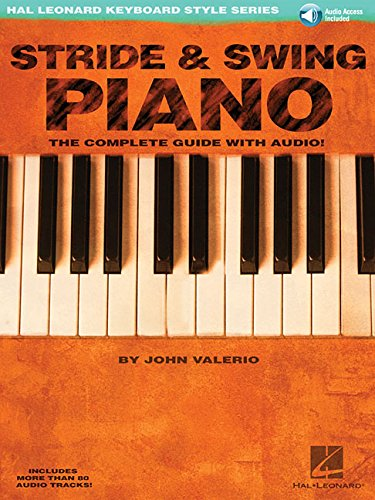 Stride & Swing Piano: Hal Leonard Keyboard Style