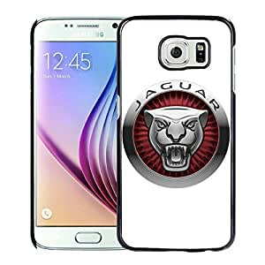 Excellent protection,Lightweight and durable Jaguar 4 Black Samsung Galaxy S6 Case