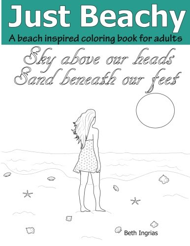Download Just Beachy: An Adult Coloring Book ebook