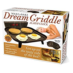 wake and bake dream griddle