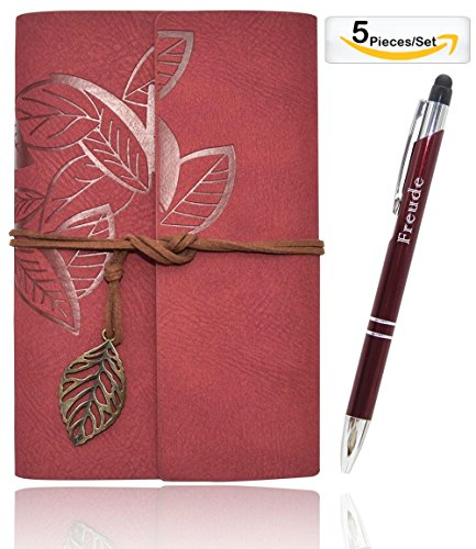 Refillable Notebook Journals