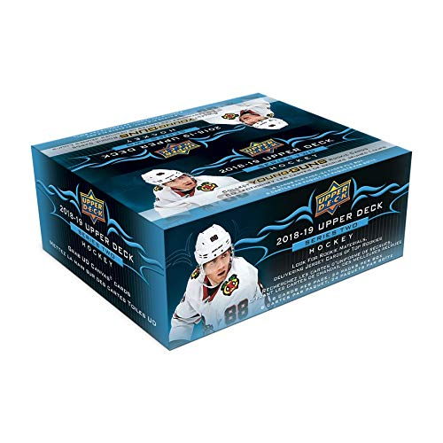 (2018/19 Upper Deck Series 2 NHL Hockey RETAIL box (24 pk))