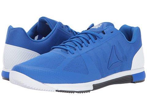 (リーボック) Reebok メンズランニングシューズスニーカー靴 CrossFitR Speed TR 2.0 [並行輸入品] B074RMN8DQ 26.0 cm D - M Vital Blue/Black/White/Ash Grey/Silver