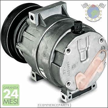 BFS Compresor Aire Acondicionado SIDAT Renault Laguna II Benzi: Amazon.es: Coche y moto