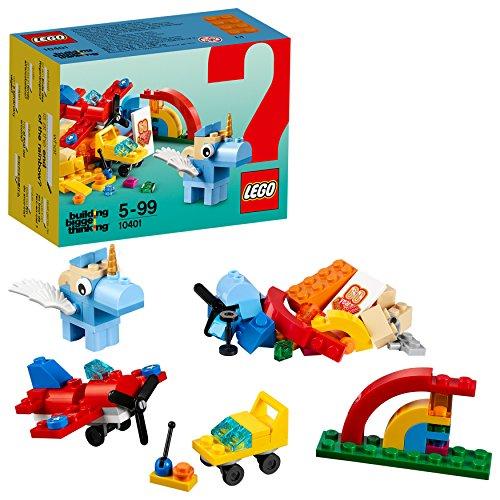 Lego Classic - Les jeux de l'arc-en-ciel - 70401 - Jeu de Construction