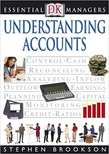 Essential Managers: Understanding Accounts by Stephen Brookson (2001-04-05)