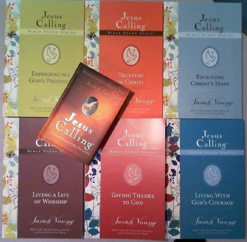 Jesus Calling Bible Study Series COMPLETE SET (Set of 6)