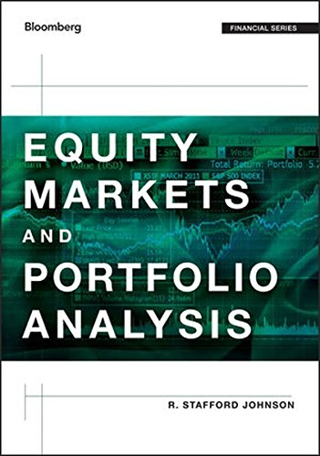 Equity Markets and Portfolio Analysis (Bloomberg Financial) by Bloomberg Press