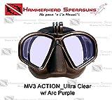 Hammerhead Spearguns MV3 Action Diving Mask - Ultra
