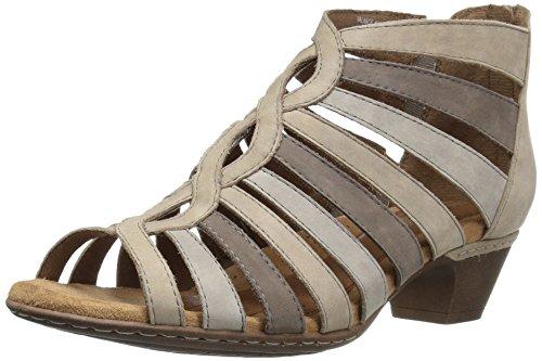 Cobb Hill Women's Abbott Gladiator Sandal Light Khaki sale latest collections clearance store cheap online zwppHGfU