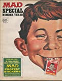 Mad Magazine Special Number Three with Protest Stamps, Don Martin and Spy Vs. Spy (Volume 1)