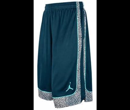 abed788573afb3 Amazon.com  Jordan Men s Dri-Fit Nike Elephant Print 2.0 Jumpman Basketball  Shorts  Everything Else