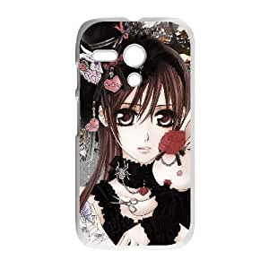 Motorola G White Vampire Knight phone case Christmas Gifts&Gift Attractive Phone Case HLR500322375