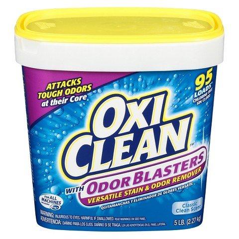 OxiClean Odor Blasters 5lb/89LD (1 Tub)