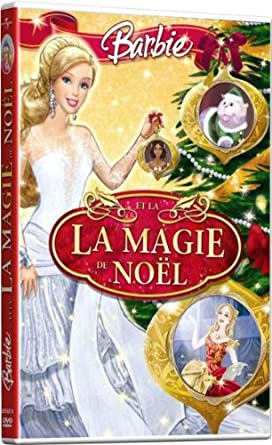 Barbie De Noel Barbie et la magie de Noël: Amazon.ca: DVD