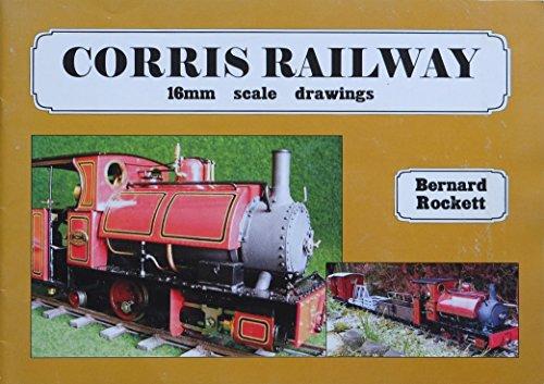 (Corris Railway: 16mm Scale Drawings)