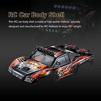 Killerbody Short Course Truck MONSTER RC Car Body Shell
