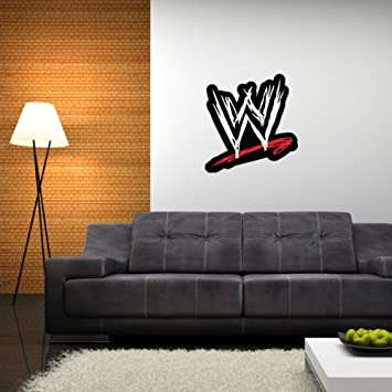 WWE World Wrestling Entertainment Wall Graphic Decal Sticker 23 ...