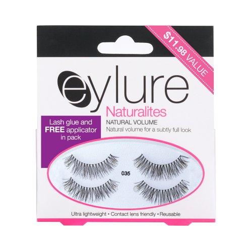 Eylure Eyl Lengthening Eyelash Multi Pack, 035, 2 Count