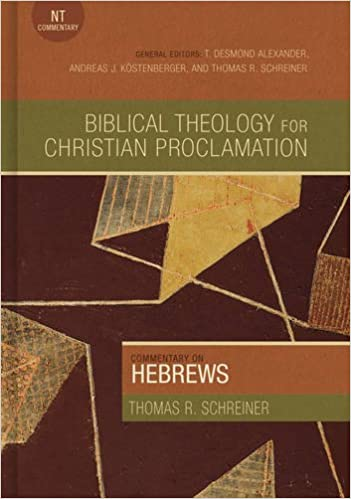 Commentary on Hebrews (Biblical Theology for Christian