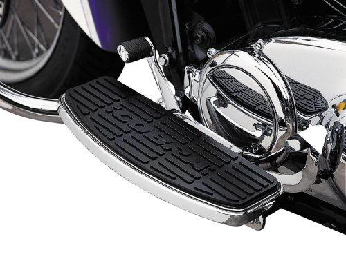 Cobra Boulevard Front Floorboard (Cobra Classic Chrome Driver Floorboards)
