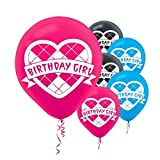 Monster High Latex Balloons (6) Party Supplies
