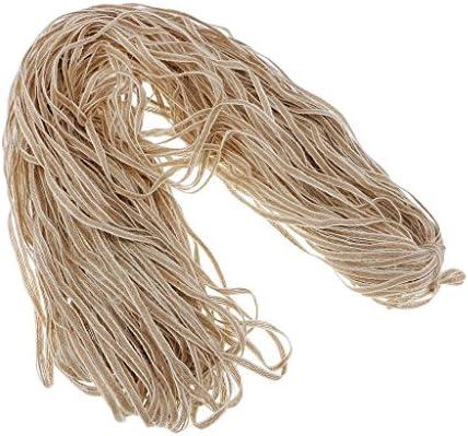 100メートル 麻縄 ジュートロープ 装飾品 品質保証