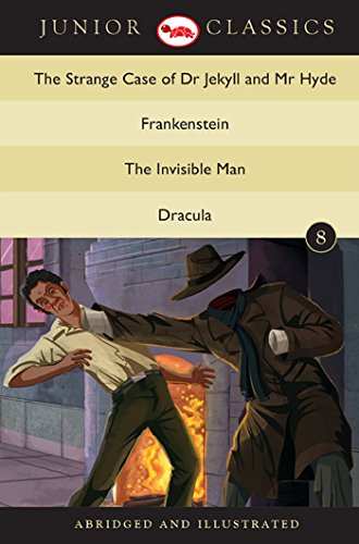 frankenstein and dr jekyll and mr hyde