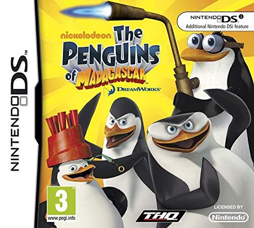 Penguins of Madagascar (Nintendo DS) (Madagascar Game Of Penguin Ds)