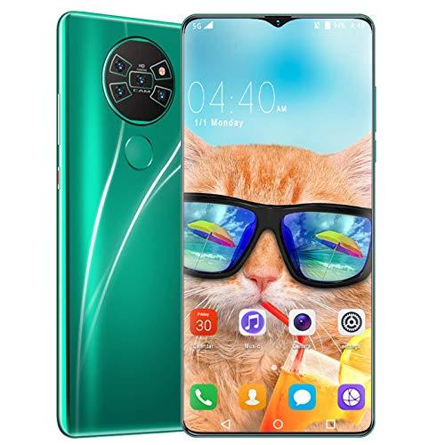 FENGGE Mobile Phone Mate36, Sim Free Smartphone Unlocked 6.7 Inch, Facial Unlock 8+512gb Android 10.0 Phones Dual Sim…