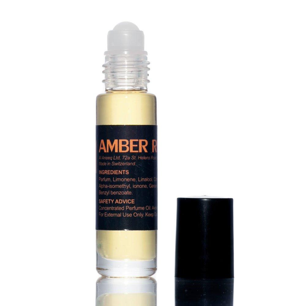 Al Aneeq Amber River for Women Perfume Oil (10ml)