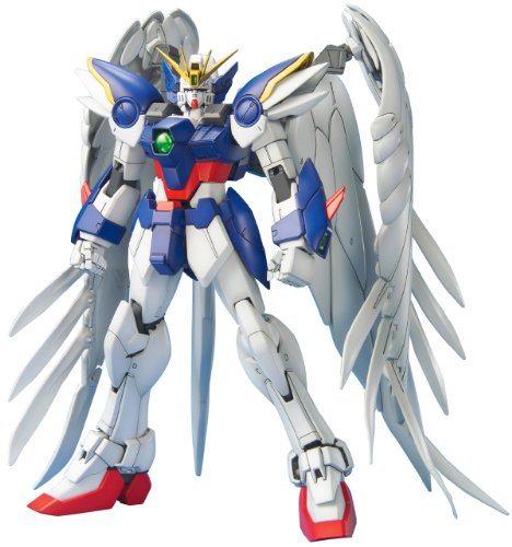 Model Kit Custom (Bandai Hobby Wing Gundam Zero Version EW 1/100 - Master Grade)